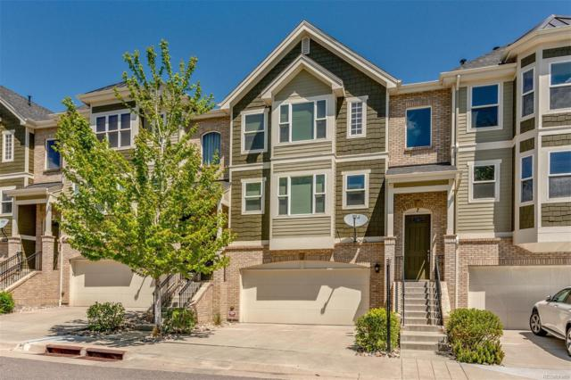 3680 S Beeler Street #6, Denver, CO 80237 (#8560612) :: The Peak Properties Group