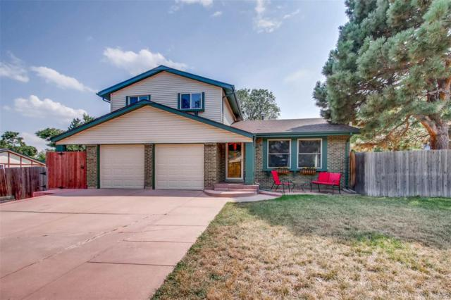 7936 W 83rd Avenue, Arvada, CO 80005 (#8560622) :: The Griffith Home Team