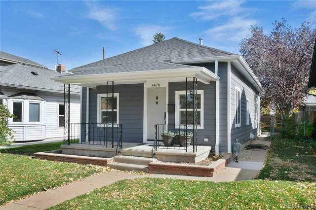 4470 Yates Street, Denver, CO 80212 (MLS #8560756) :: Kittle Real Estate