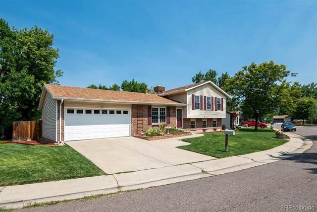 7585 Jellison Court, Arvada, CO 80005 (#8560817) :: The Harling Team @ Homesmart Realty Group