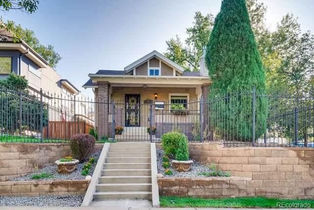 392 S Clarkson Street, Denver, CO 80209 (#8560974) :: milehimodern