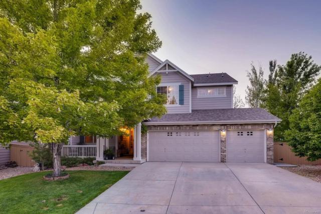 10323 Longwood Way, Highlands Ranch, CO 80130 (MLS #8561134) :: Kittle Real Estate