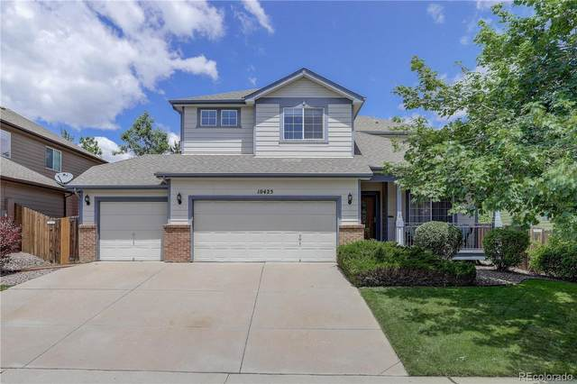 10425 W Coal Mine Place, Littleton, CO 80127 (#8561306) :: The Griffith Home Team