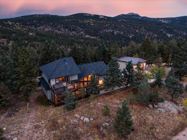 28048 Spruce Drive, Conifer, CO 80433 (#8561417) :: The DeGrood Team