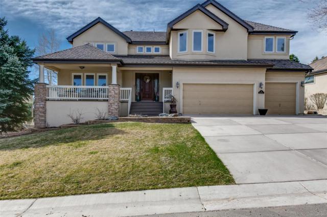 14 Prairie Clover, Littleton, CO 80127 (#8561429) :: The HomeSmiths Team - Keller Williams