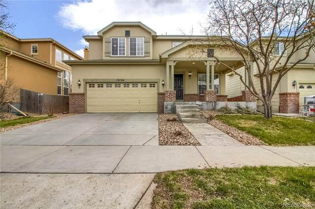 10164 E 113th Avenue, Commerce City, CO 80640 (#8562072) :: The Peak Properties Group