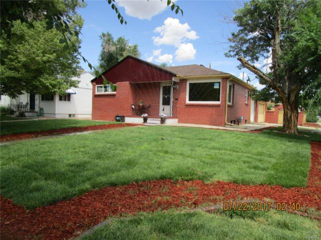 2200 Joliet Street, Aurora, CO 80010 (#8562325) :: The Sold By Simmons Team