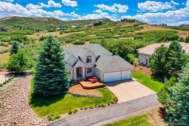 2161 Kahala Circle, Castle Rock, CO 80104 (MLS #8562473) :: 8z Real Estate