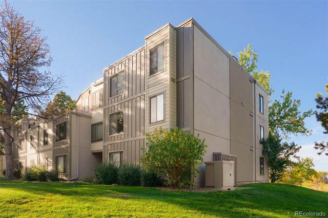 2525 S Dayton Way #1003, Denver, CO 80231 (#8562692) :: The Griffith Home Team