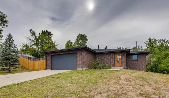 7857 S Dover Street, Littleton, CO 80128 (MLS #8562895) :: 8z Real Estate