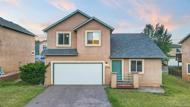 1779 Columbine Village Drive, Woodland Park, CO 80863 (#8563120) :: Finch & Gable Real Estate Co.