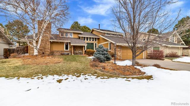 7721 S Forest Street, Centennial, CO 80122 (#8563198) :: The Healey Group
