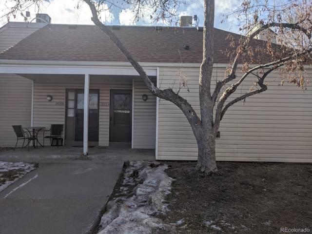 2620 S Xanadu Way A, Aurora, CO 80014 (#8563520) :: Berkshire Hathaway Elevated Living Real Estate