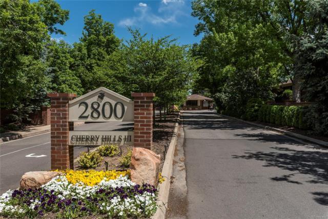 2800 S University Boulevard #31, Denver, CO 80210 (#8563776) :: The Heyl Group at Keller Williams