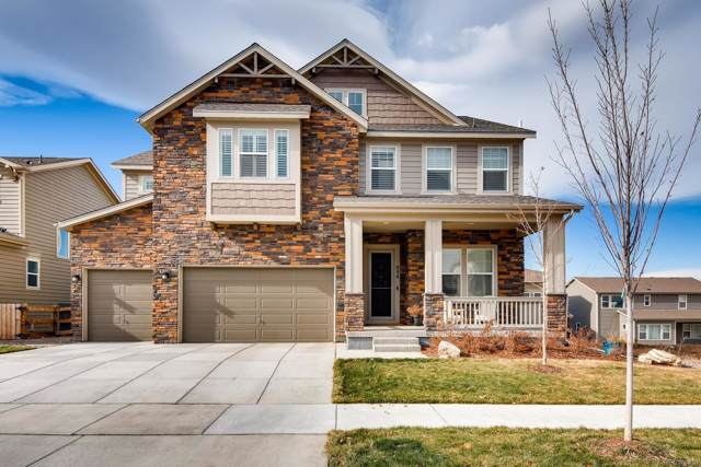 898 Dinosaur Drive, Erie, CO 80516 (#8563786) :: The Heyl Group at Keller Williams