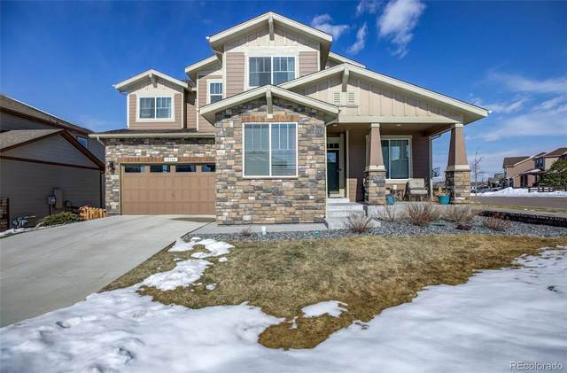 12180 Pine Post Drive, Parker, CO 80138 (MLS #8563788) :: Keller Williams Realty
