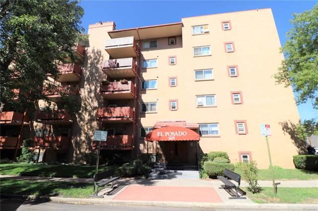 625 N Pennsylvania Street #506, Denver, CO 80203 (MLS #8563832) :: 8z Real Estate