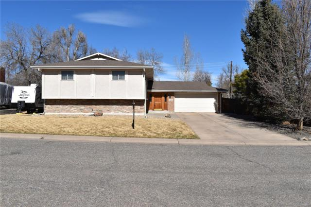 1551 E Costilla Avenue, Centennial, CO 80122 (#8563864) :: The Griffith Home Team