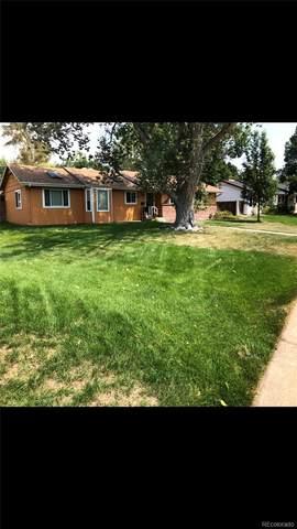 645 W Caley Circle, Littleton, CO 80120 (#8564250) :: Wisdom Real Estate