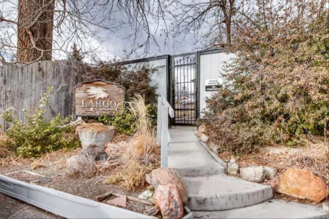 2890 Harlan Street #205, Wheat Ridge, CO 80214 (#8564337) :: The Pete Cook Home Group