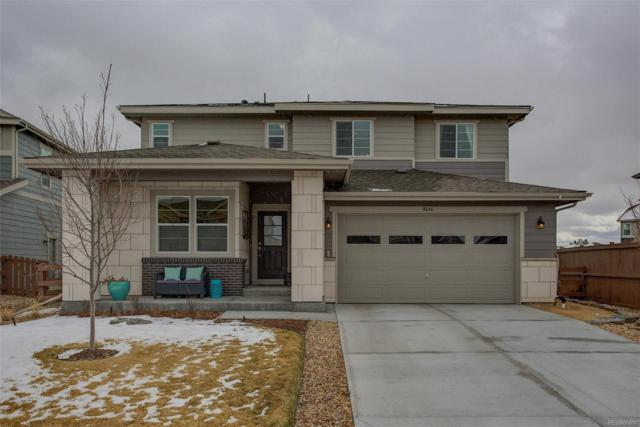 8046 S Grand Baker Way, Aurora, CO 80016 (#8564726) :: The Peak Properties Group