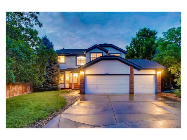 10857 Parker Vista Lane, Parker, CO 80138 (MLS #8564964) :: 8z Real Estate