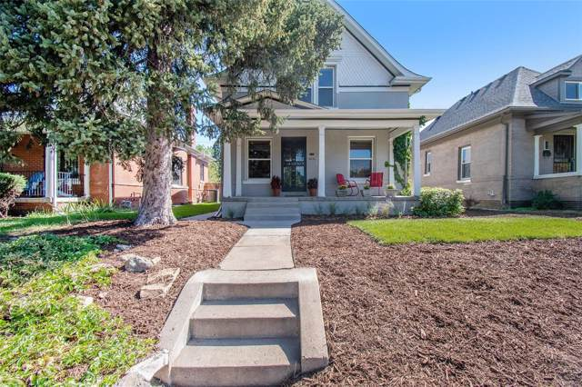 3042 N Vine Street, Denver, CO 80205 (#8565114) :: 5281 Exclusive Homes Realty