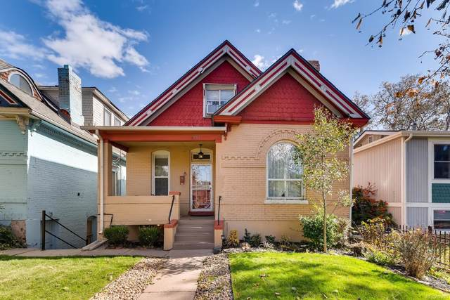 3332 Eliot Street, Denver, CO 80211 (MLS #8565217) :: Keller Williams Realty
