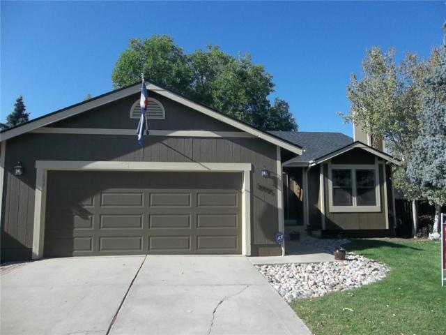 8995 S Coyote Street, Highlands Ranch, CO 80126 (#8565234) :: The Peak Properties Group