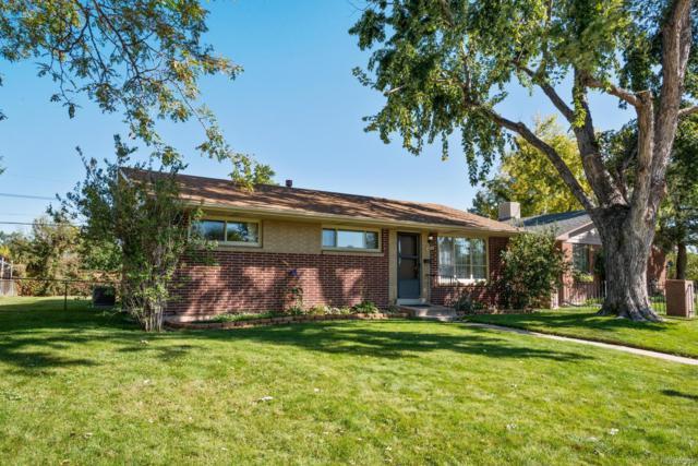 1682 S Ames Street, Lakewood, CO 80232 (#8565528) :: Wisdom Real Estate