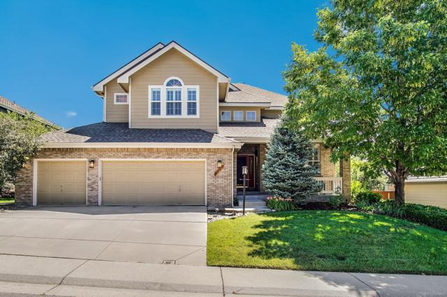 6152 S Nome Court, Englewood, CO 80111 (#8565799) :: The Pete Cook Home Group