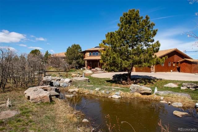 5291 N Mesa Drive, Castle Rock, CO 80108 (#8565812) :: Colorado Home Finder Realty
