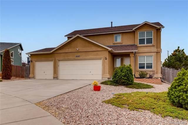 8267 Plower Court, Colorado Springs, CO 80951 (MLS #8566361) :: The Sam Biller Home Team