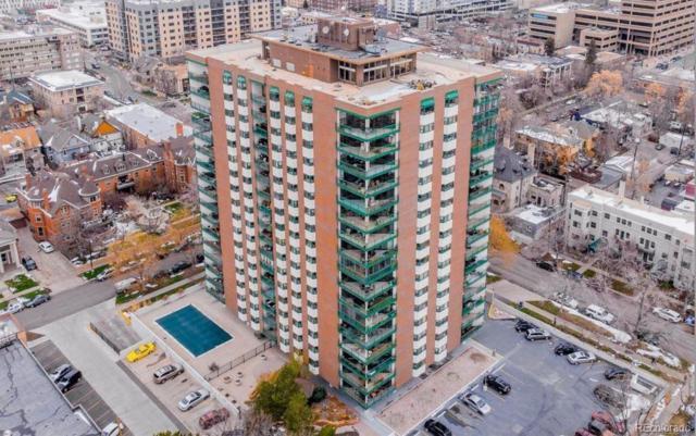 550 E 12th Avenue #303, Denver, CO 80203 (#8566787) :: HomeSmart Realty Group