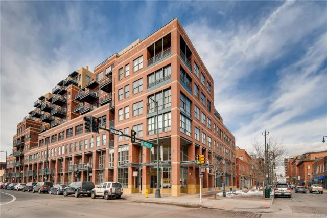 1499 Blake Street 3G, Denver, CO 80202 (MLS #8567075) :: Bliss Realty Group
