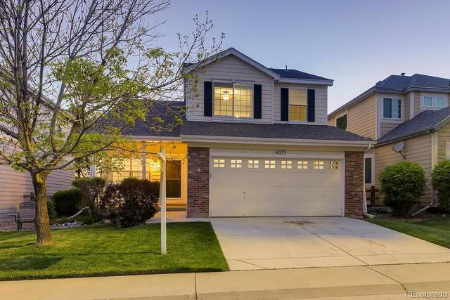 6079 S Yampa Street, Aurora, CO 80016 (#8567306) :: The Griffith Home Team