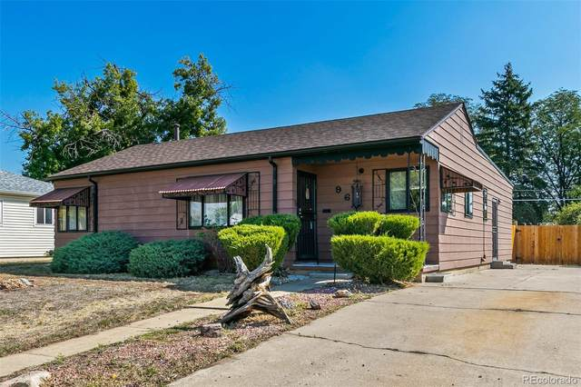 960 S Clay Street, Denver, CO 80219 (#8568085) :: The Brokerage Group