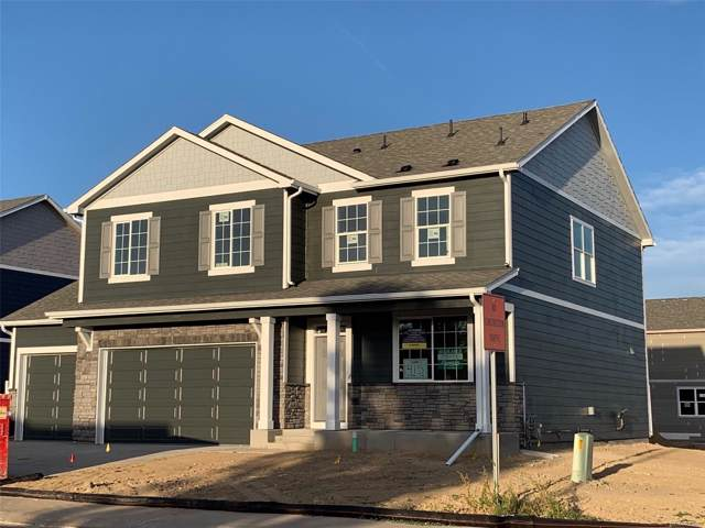 415 3rd Street, Severance, CO 80550 (#8568106) :: Bring Home Denver with Keller Williams Downtown Realty LLC