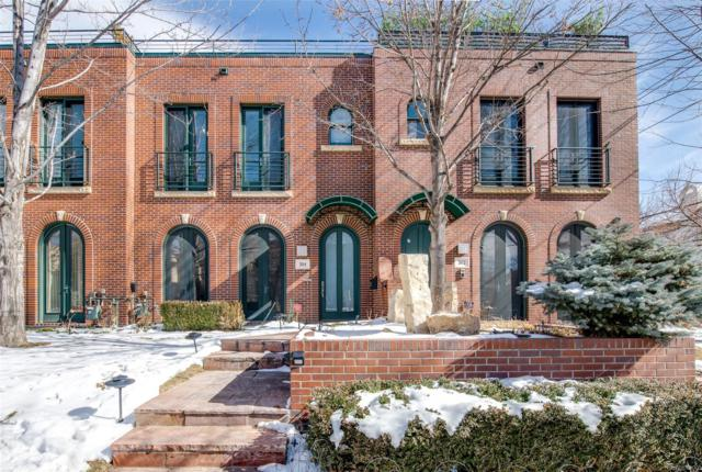 304 Garfield Street, Denver, CO 80206 (#8568196) :: Wisdom Real Estate