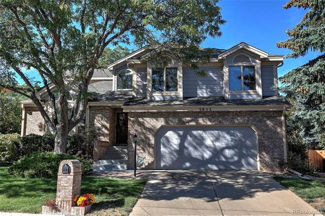 3853 W 103rd Drive, Westminster, CO 80031 (#8568215) :: The DeGrood Team