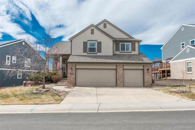 1042 Southbury Place, Highlands Ranch, CO 80129 (#8568262) :: The Peak Properties Group