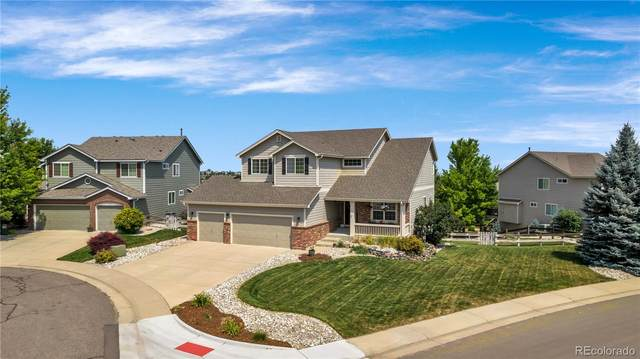 675 Briar Dale Drive, Castle Pines, CO 80108 (#8568399) :: The Gilbert Group