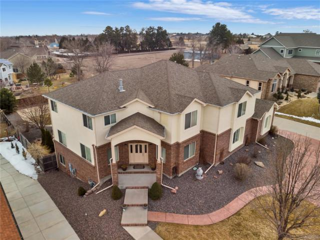 8266 Urban Court, Arvada, CO 80005 (MLS #8568675) :: Kittle Real Estate