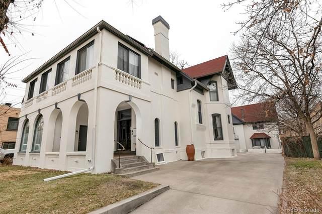 1119 Pearl Street, Denver, CO 80203 (#8568814) :: The Heyl Group at Keller Williams