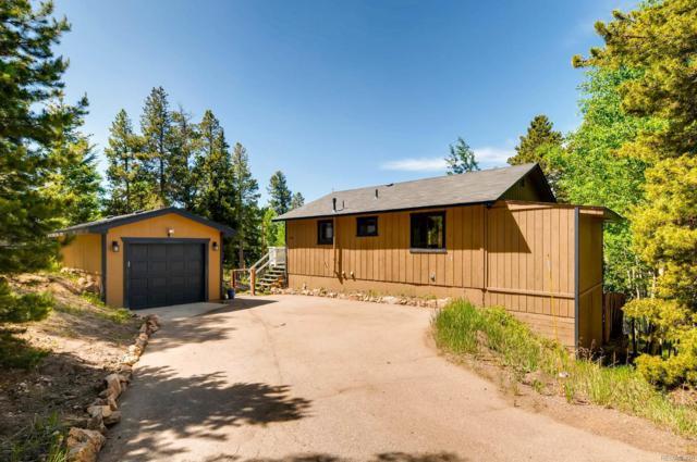 11584 Green Court, Conifer, CO 80433 (#8569021) :: Wisdom Real Estate