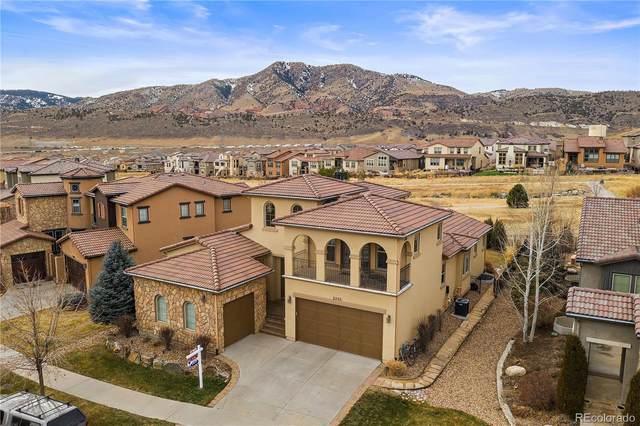 2255 S Lupine Street, Lakewood, CO 80228 (MLS #8569075) :: 8z Real Estate