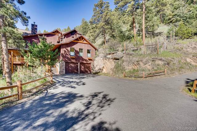 79 Wilderness Cornerstone, Evergreen, CO 80439 (#8569082) :: The Harling Team @ Homesmart Realty Group