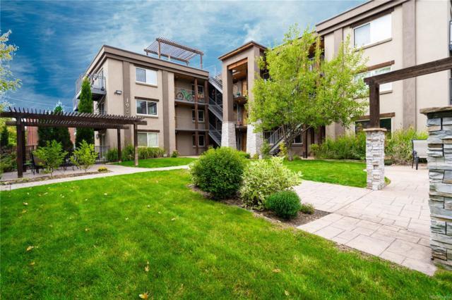195 S Pennsylvania Street #304, Denver, CO 80209 (#8569454) :: The Griffith Home Team