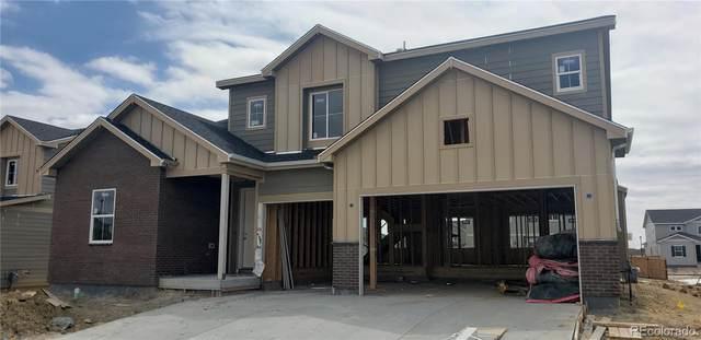 6956 E 119th Avenue, Thornton, CO 80233 (MLS #8569653) :: The Sam Biller Home Team
