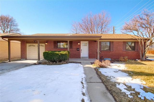 705 S Glencoe Street, Denver, CO 80246 (#8569837) :: The Heyl Group at Keller Williams
